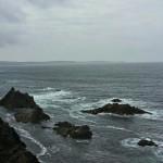 Cliffs near Glengad